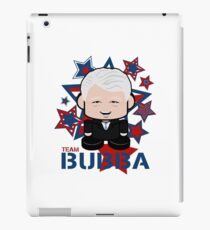 Team Bubba Politico'bot Toy Robot iPad Case/Skin