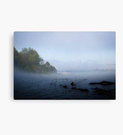 Dawn's Veil Canvas Print