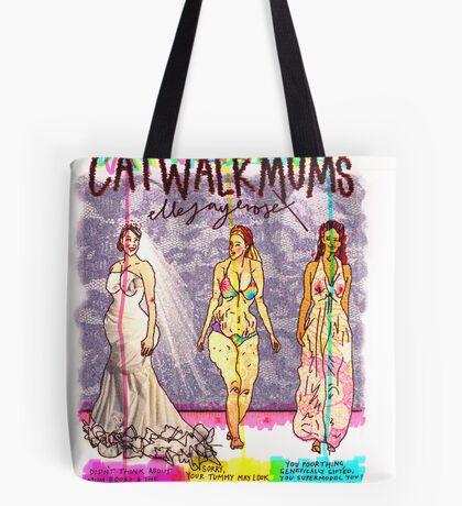 Pregnancy: Catwalk Mums Tote Bag