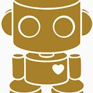 O'BOT: Love is Golden by Carbon-Fibre Media