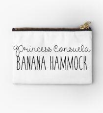 Banana Hammock Zipper Pouch
