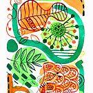 Watercolor art by printmesomecolo