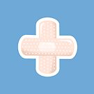 First Aid Plaster - Blue by XOOXOO