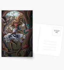 Alice Postcards