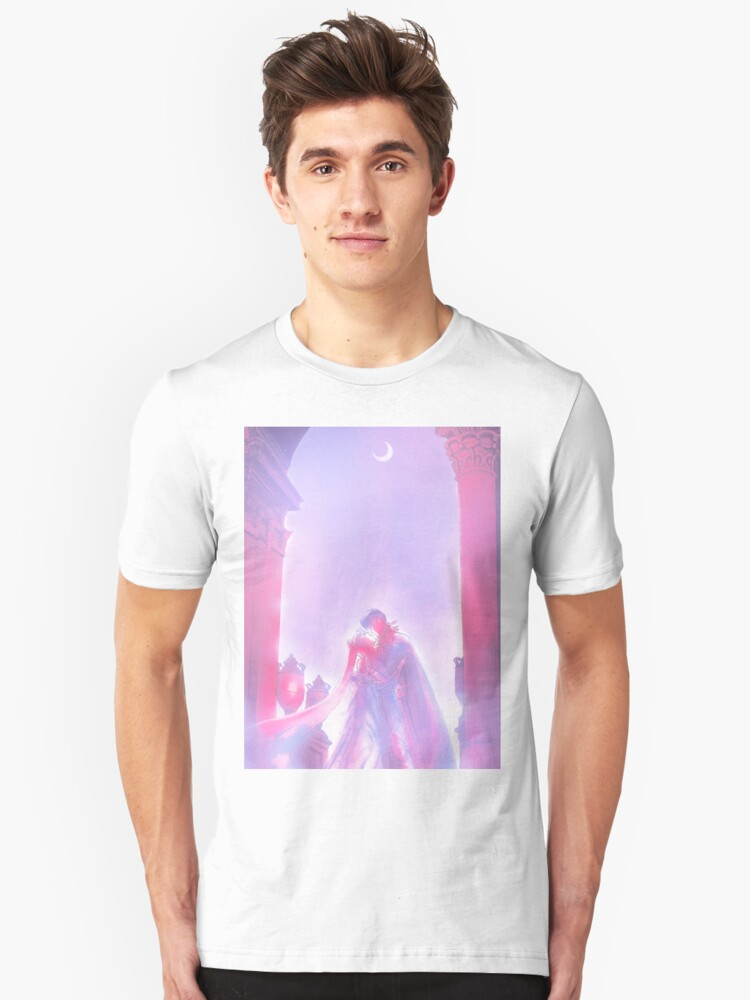 did somebody say childhood feels Unisex T-Shirt Front