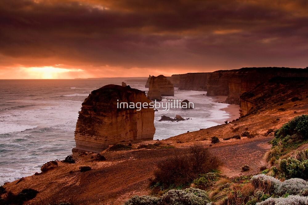 Apostles Sunset by imagesbyjillian