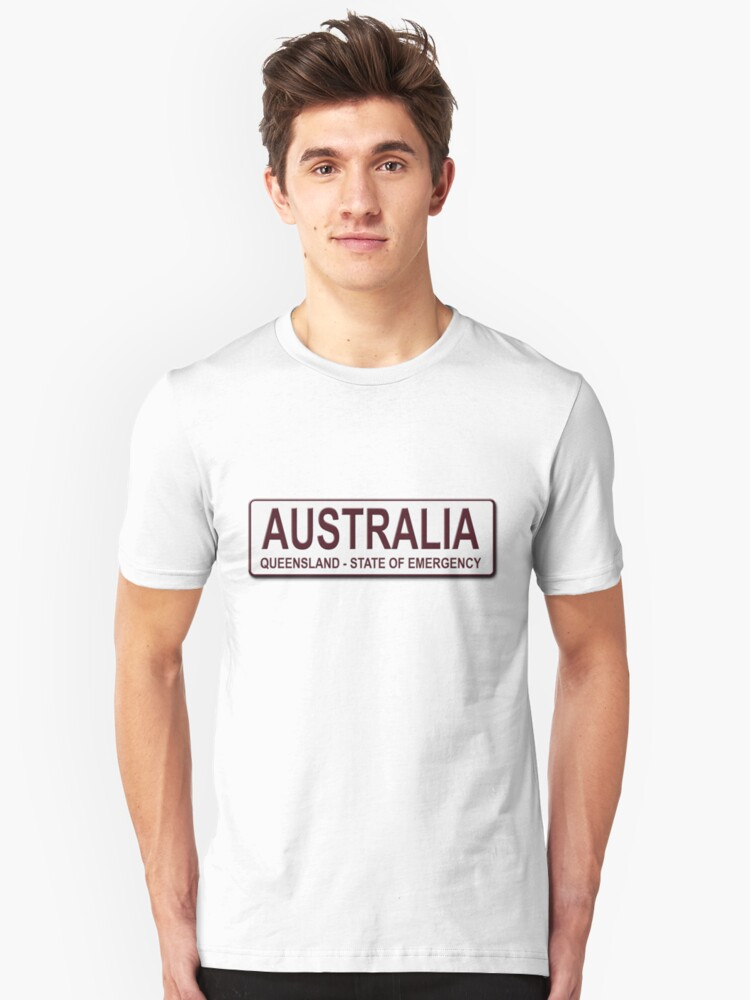 Qld/Australia Number Plate by John Quixley