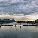 Donau City Panorama by servalpe