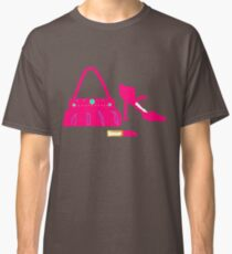 BRIGHT PINK fashion T SHIRT/STICKER Classic T-Shirt