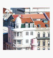 Lisbon Architecture Photographic Print