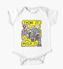 Think Build Robot Kids Clothes