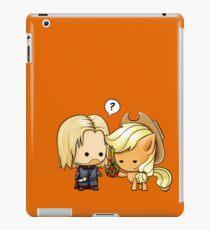 Boromir & Applejack iPad Case/Skin