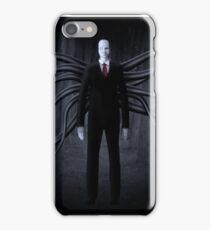 Slender Man is Always Watching iPhone Case/Skin