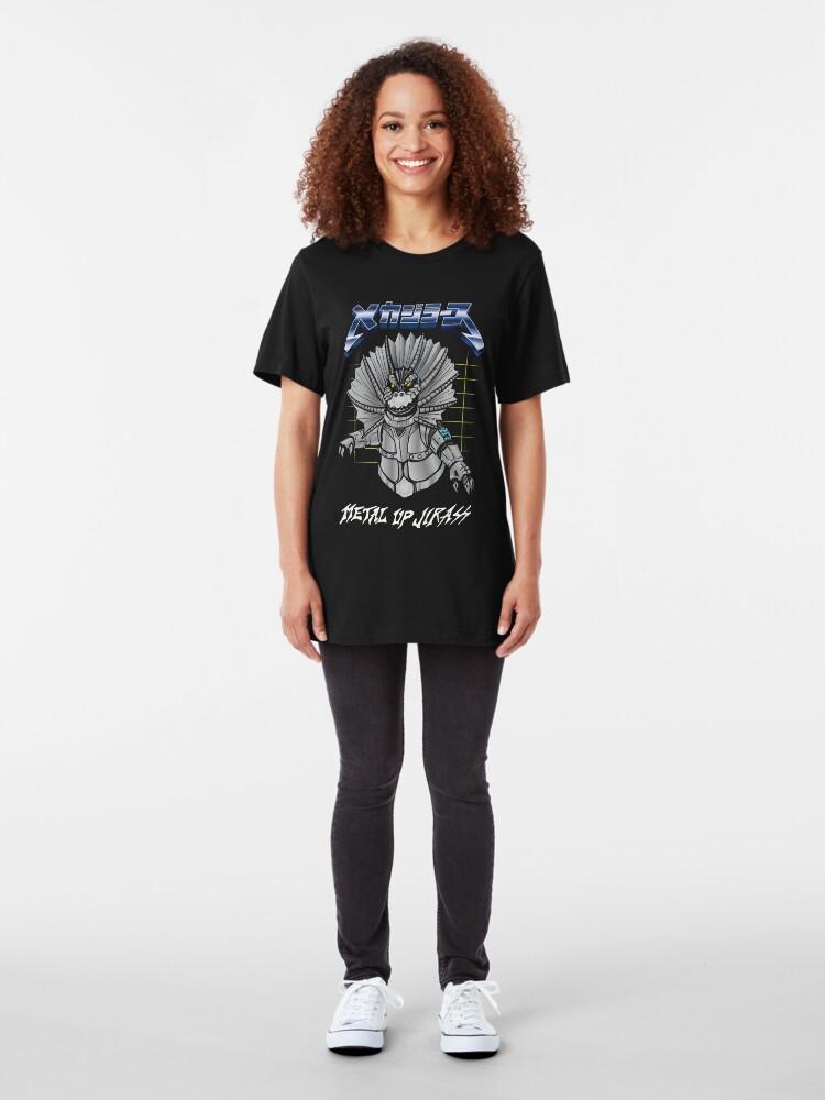 Alternate view of Metal Up Jirass Slim Fit T-Shirt