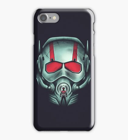 Ant-hero iPhone Case/Skin