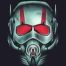 Ant-hero by victorsbeard