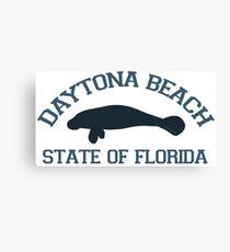 Daytona Beach. Canvas Print