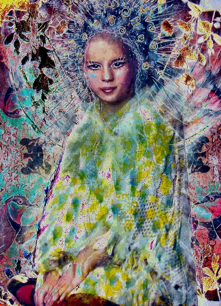 Alice in wonderland by Lilaviolet