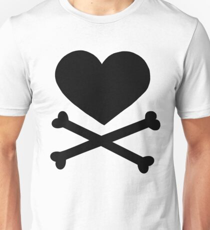 Pirate Love (Black). T-Shirt