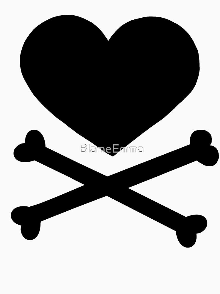 Pirate Love (Black). by BlameEmma