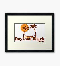 Daytona Beach Framed Print