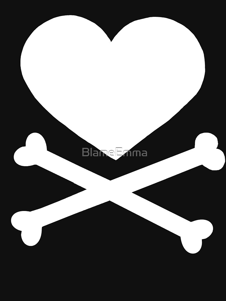 Pirate Love (White). by BlameEmma