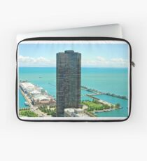 Chicago Lake Point Tower - Clover Building  If you like, please purchase, try a cell phone cover thanks Laptop Sleeve
