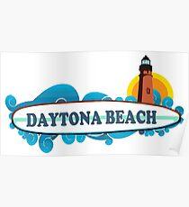 Daytona Beach. Poster