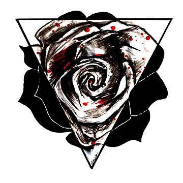 Triangle Rose by dgtutt89