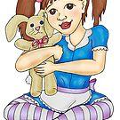 Thank You Bunny by DarkRubyMoon