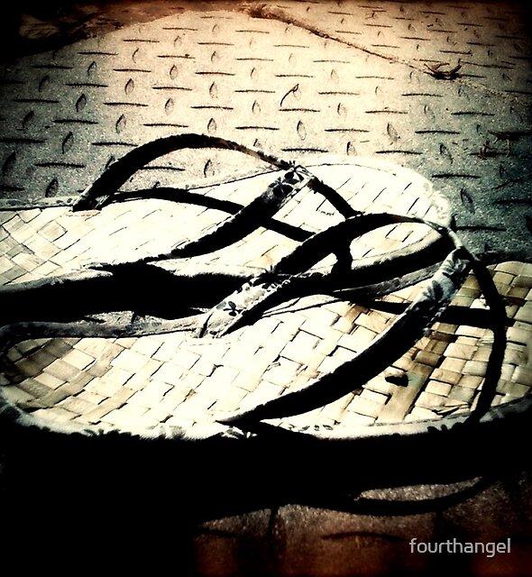 Flip Flops by fourthangel