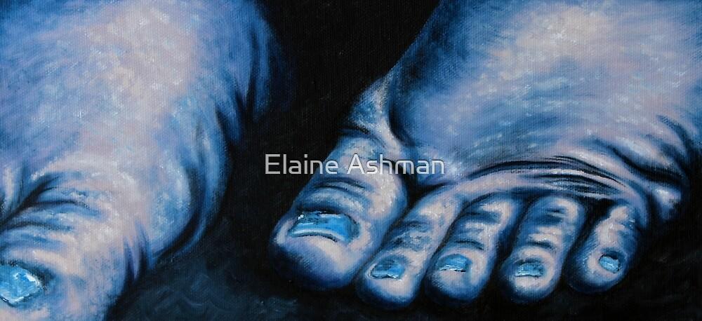 Analysis of Feet by Elaine Ashman
