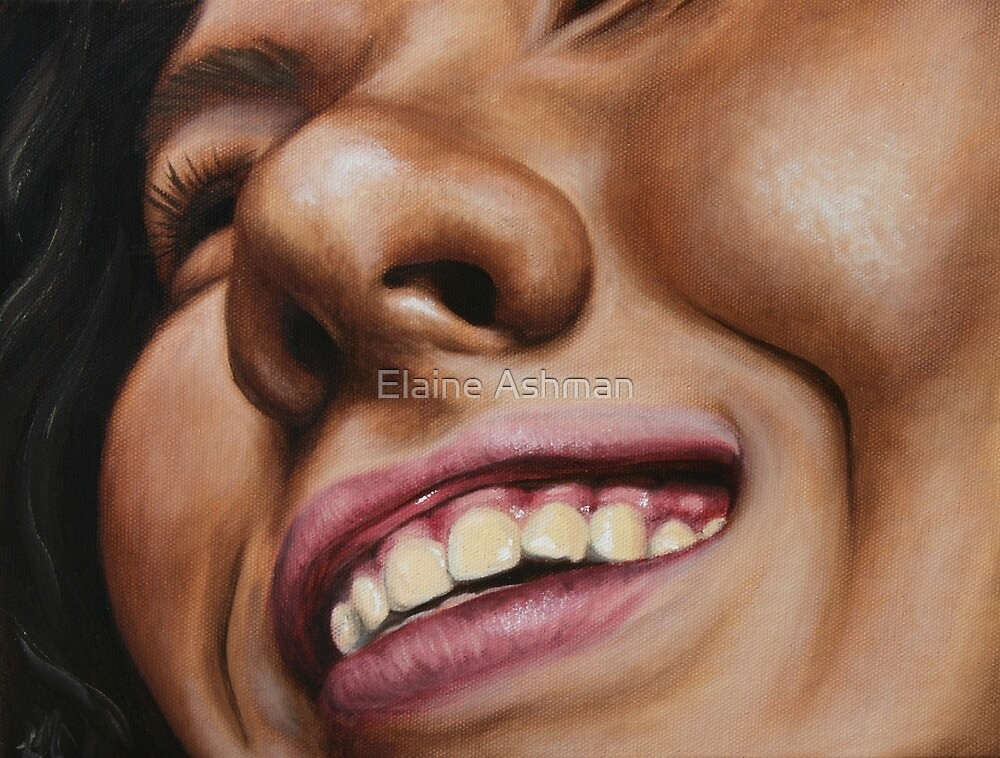 Analysis of a Laugh by Elaine Ashman