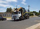 Iveco ACCO 2350G Garbage Truck BC25PE by Joe Hupp