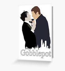 Gobblepot Greeting Card