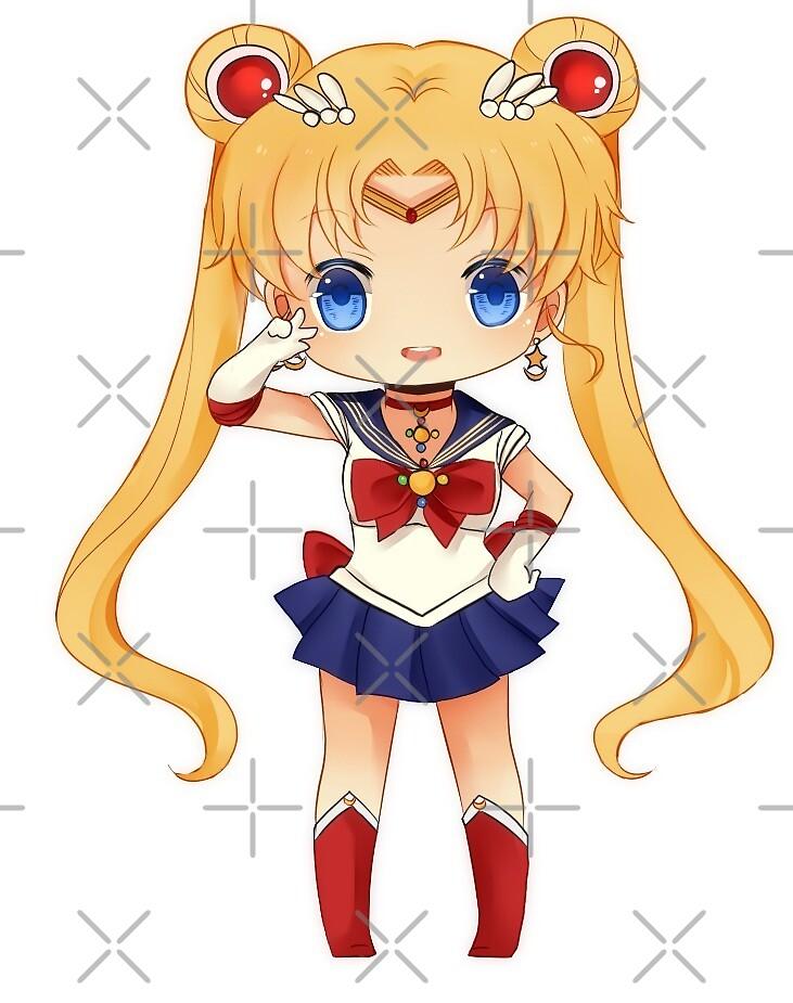 Sailor Moon Crystal-Tsukino Usagi by kazuaari