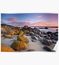 Taroona Beach Sunrise #4 Poster