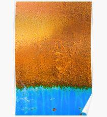 Rustic Sea Poster