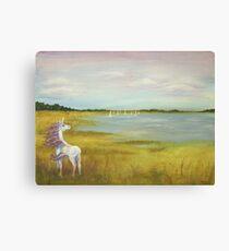 The Last Unicorn Canvas Print