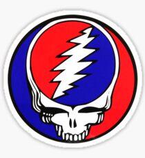 Grateful Dead Logo Sticker