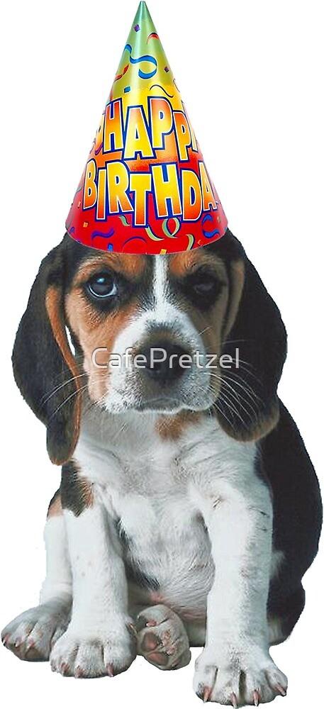 Beagle Birthday by CafePretzel