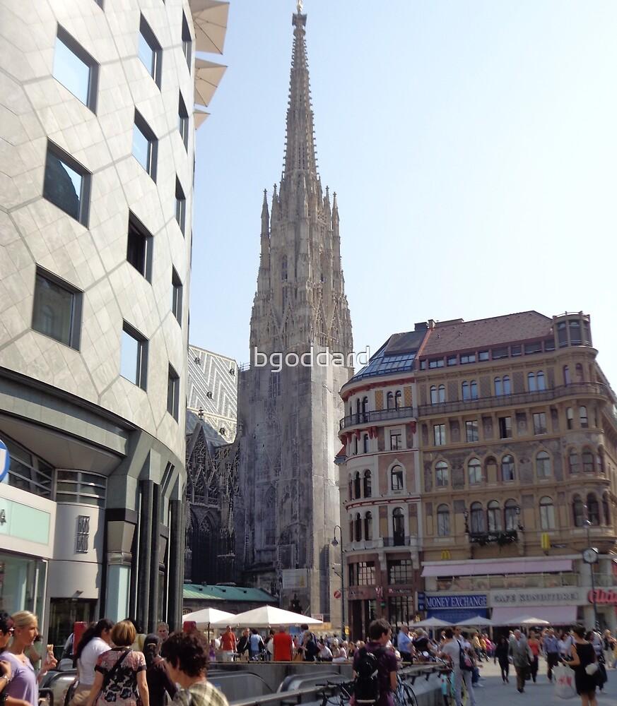 St. Stephen's Plaza, Vienna, Austria by bgoddard