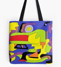 feeling the breese Tote Bag