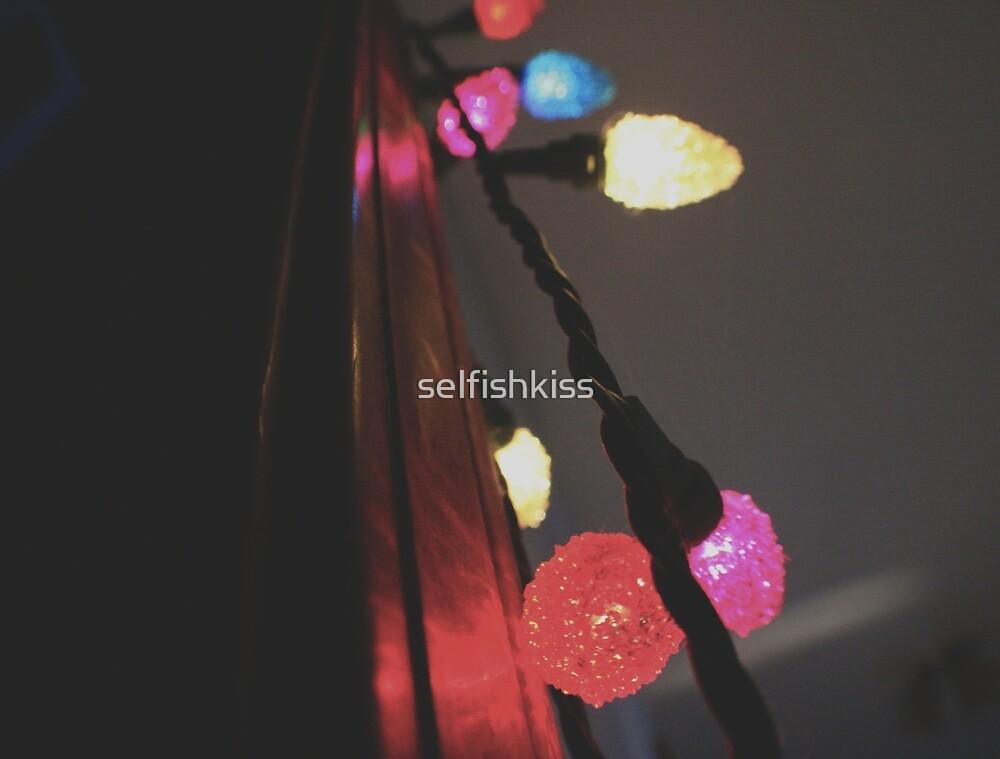 Christmas Lights I by selfishkiss