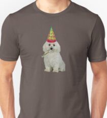 Bichon Frise Birthday Unisex T-Shirt