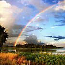 Two rainbow by fenist