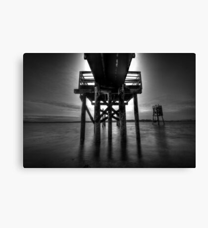 Looking for trolls Canvas Print