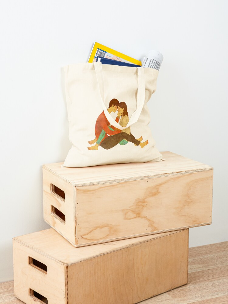 Alternate view of A chat Tote Bag