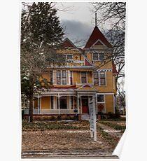 1895 Tarlton House Poster