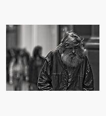 A Life of Burden Pt 6 Photographic Print